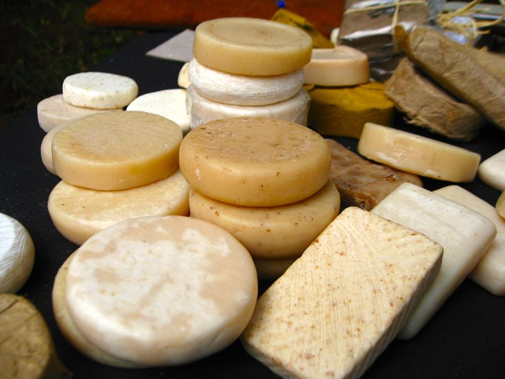 How to Make Soap from Goats' Milk