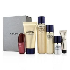 Shiseido Vital-Perfection set 6pcs. Japan Proxy and Shopping Mall - The Premier Site to Buy from Japan!