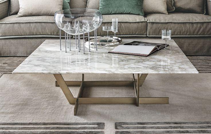 REGENT coffee table www.casamilanohome.com