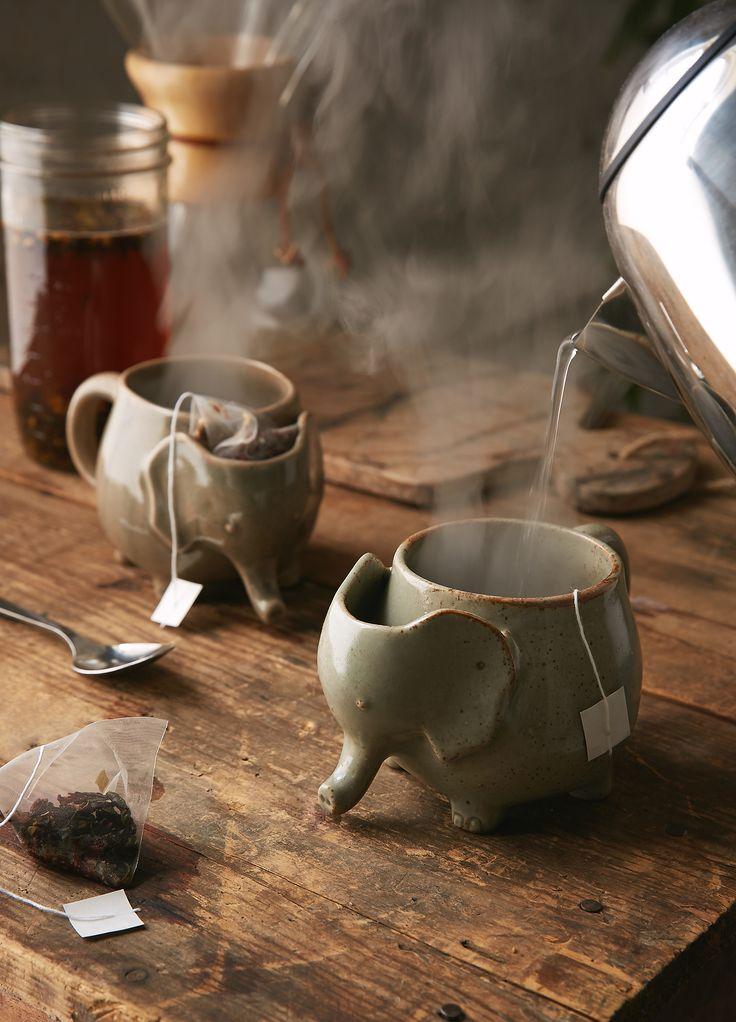 Mug à thé utile pour ranger son petit sachet en fin d'infusion (urban outfitters)