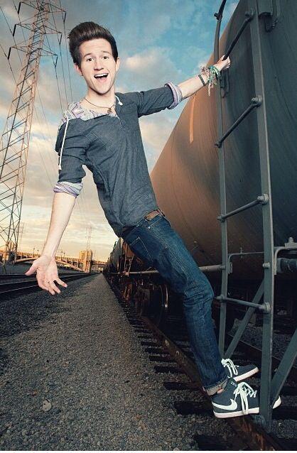 Ricky Dillon photoshoot