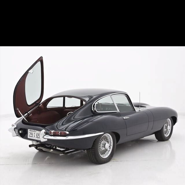 The beautiful E Type!!