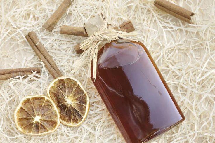 Licor de miel casero 3