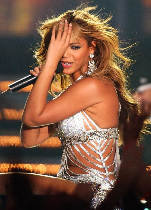 Beyoncé and Her Wind Machine: A Love Story | People