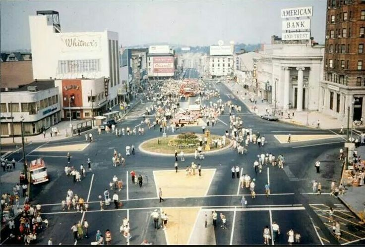 Reading, PA in the good old days | Nostalgia ... 50s, 60s ...