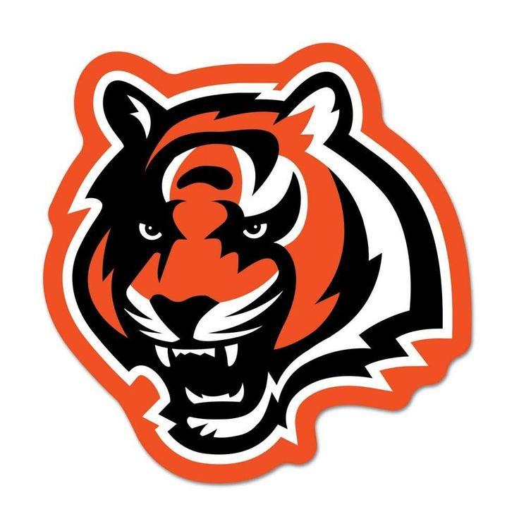 Cincinnati Bengals Nfl Automotive Grille Logo On The Gogo