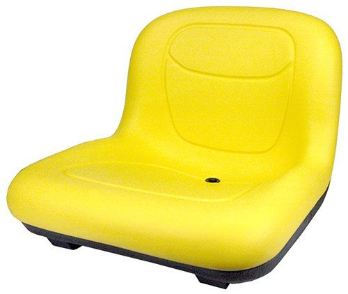 MaxPower 14798 Mower Seat for John Deere AM131157  Replacement Seat for John Deere Riding Mowers and Tractors. Replaces John Deere AM131157. Fits rider models LX255, LX266, LX277 AWS, LX279. No logo. Fits John Deere riders Fits John Deere riders Replaces AM131157 Fits John Deere riders Fits John Deere riders Replaces AM131157 No logo on seat  http://www.thelawngarden.com/maxpower-14798-mower-seat-for-john-deere-am131157/