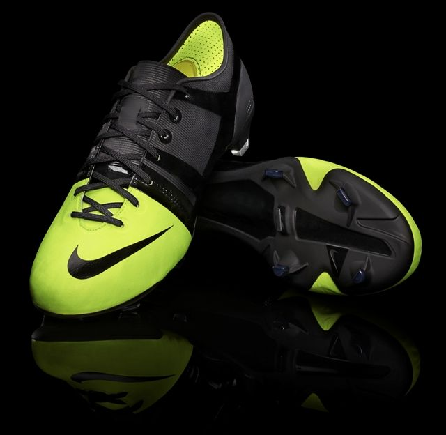 "Nike GS ""Green Speed"" Soccer Cleats...$300.00"