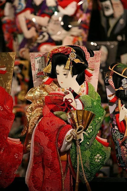 Hagoita, for New Year's Decoration in Japan|羽子板