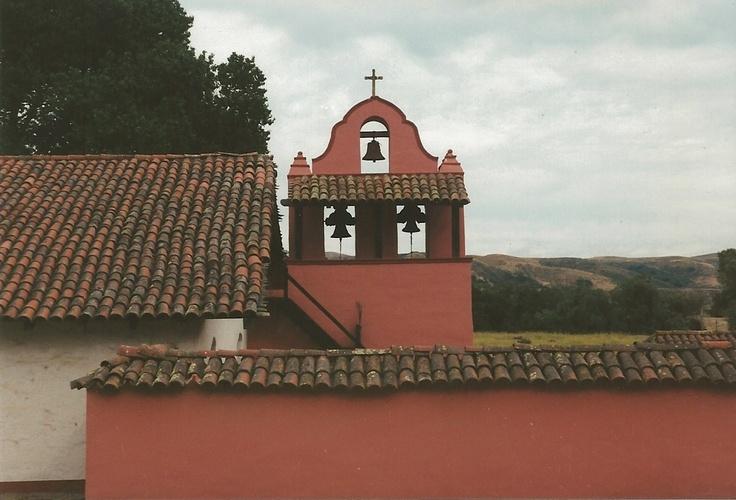 Mission La Purisma Concepcion, CA.  DSMc.1995