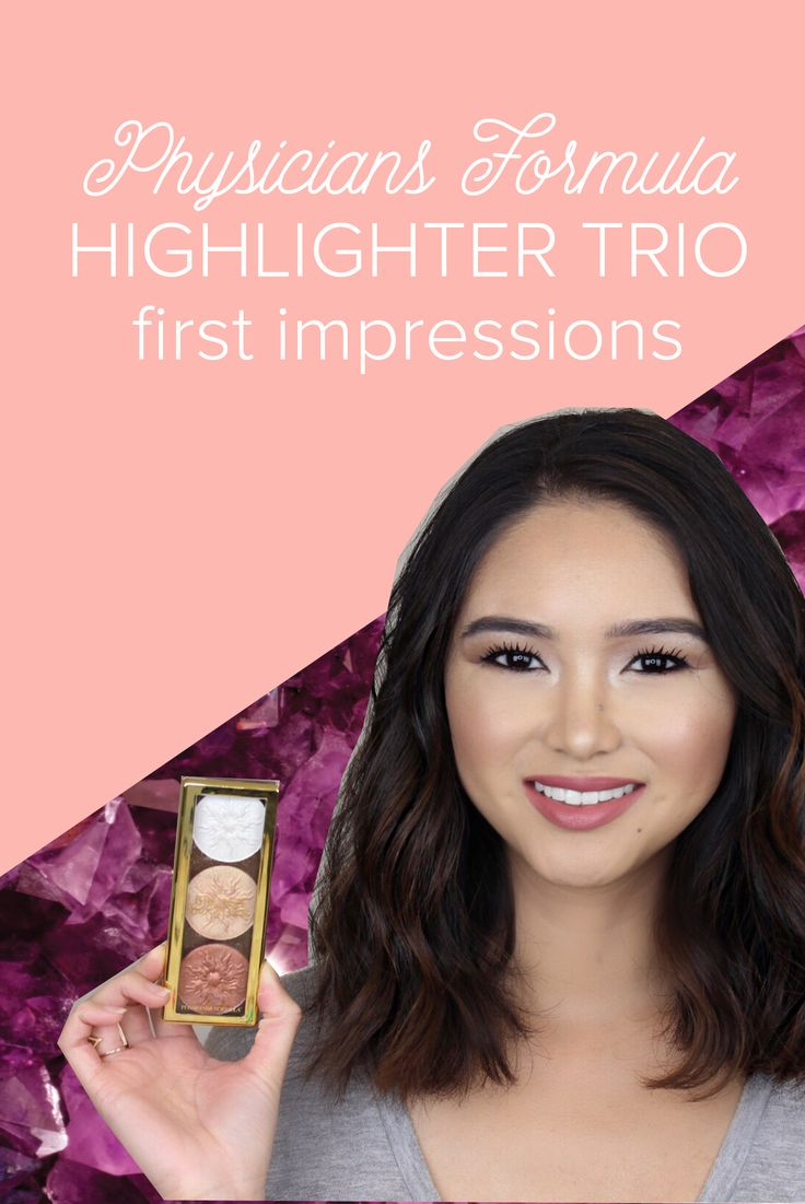 Spring Glow ft Physicians Formula Highlighter Trio! | TERI MIYAHIRA