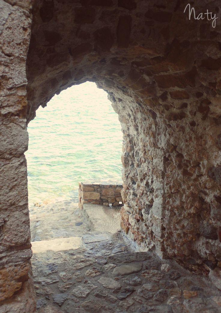 Monemvasia Castle