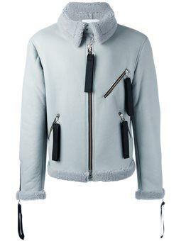 'Hudson' shearling jacket