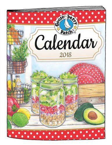2018 Gooseberry Patch Pocket Calendar