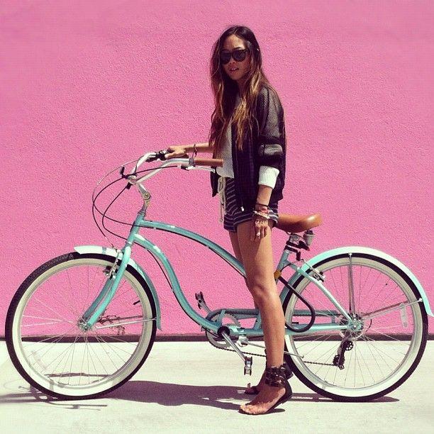 La bici: el nuevo accesorio blogger