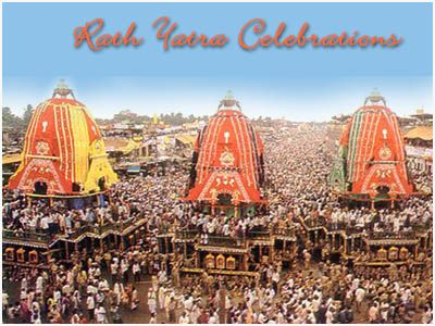 Ratha Yatra literally means Chariot Festival. Detroit held its first Festival of Chariots in 1985 and has become one of the largest celebrations outside of India.