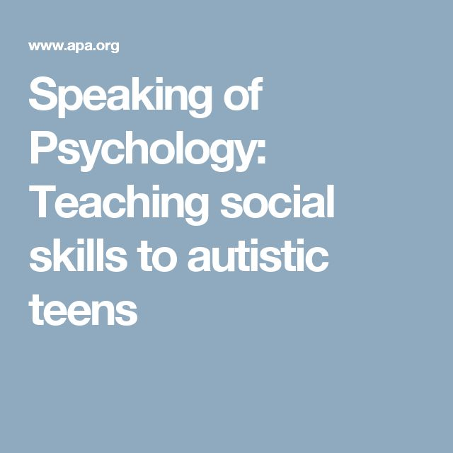 "an overview of the social and psychological lessons from teen abortions Help teens work on their social skills with social and talk about using humor in social situations pdf (social skills school and the ""life lessons."