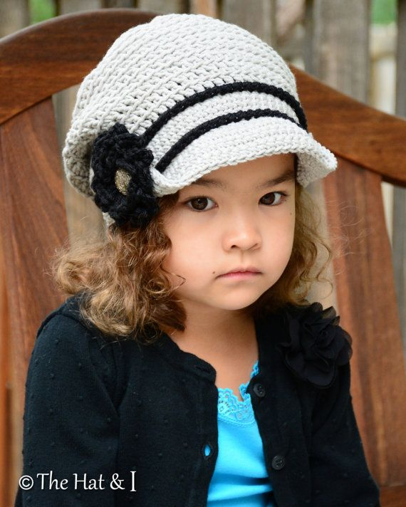 CROCHET PATTERN $5.50 Etsy City Slouchy  a slouchy hat with by TheHatandI