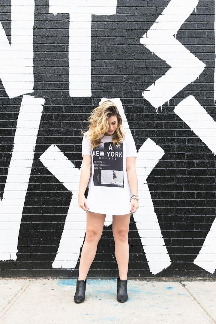 Look do dia: pelas ruas do Brooklyn — Niina Secrets