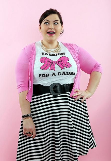 Fashion for a Cause! #plussizefashion #plussize