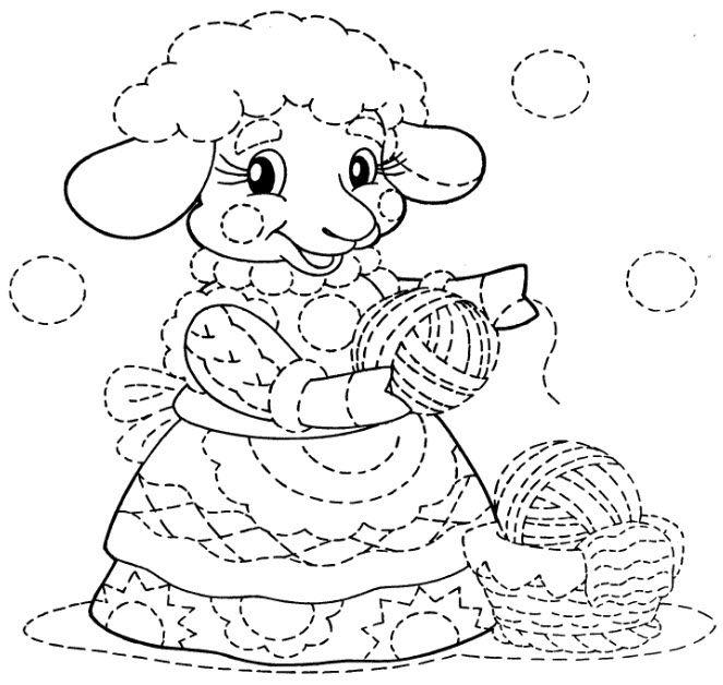 Tracing-Worksheets-6.gif (663×628)