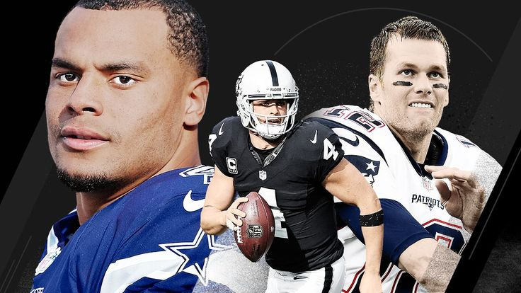 The 11-1 Cowboys are undoubtedly the top vote-getters in this week's rankings, but there's still room for intrigue about where exactly the AFC powerhouses fall in behind No. 1.