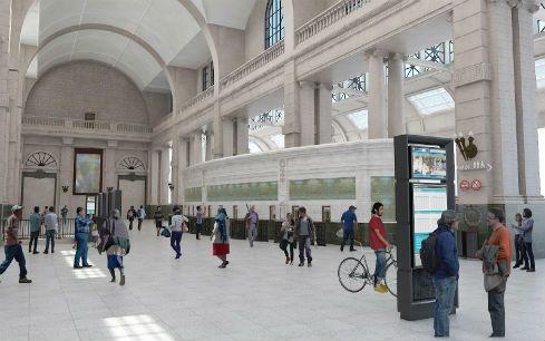 Remodelación de edificios emblemáticos – Terminal Retiro de la linea Mitre – Ariaudio & Asociados