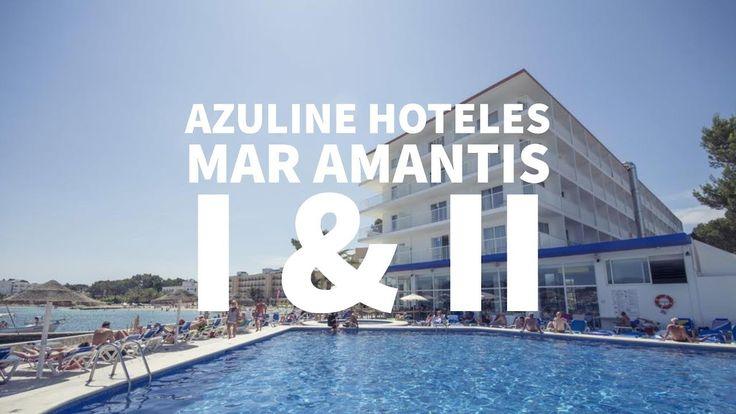 azuLine Hoteles Mar Amantis I & II en San Antonio Bay, Ibiza, España