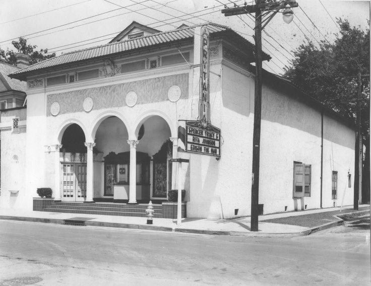 """Prytania Theatre   Dylan - """"On the way back to the house I passed the local movie theater on Prytania Street, where The Mighty Quinn was showing. Years earlier I had written a song called """"The Mighty Quinn"""" which was a hit in England, and I wondered what the movie was about."""""""
