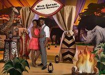 Wild Safari Dreams Theme Party