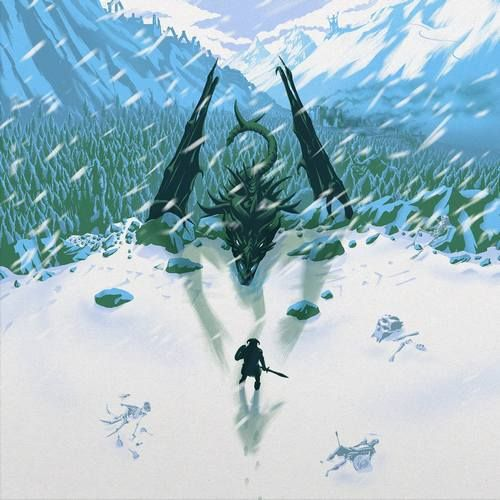 Original Game Soundtrack (Vinyl OST) from the video game The Elder Scrolls V: Skyrim (2011). Music composed by Jeremy Soule.  The Elder Scrolls V: Skyrim Soundtrack VINYL by Jeremy Soule #Skyrim #TheElderScrolls #game #music
