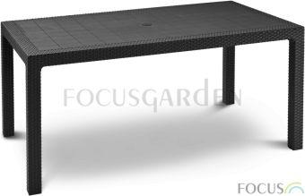 Stół ogrodowy MELODY Anthracite
