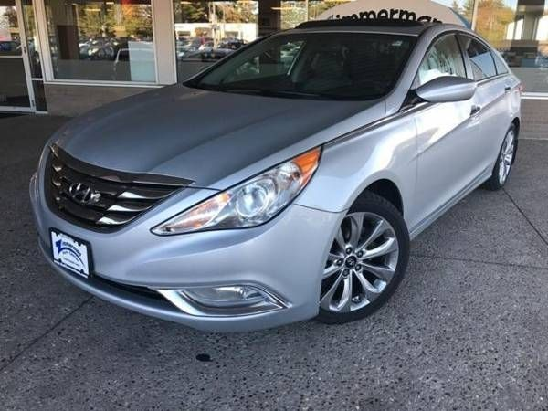 EXCELLENT 2011 HYUNDAI SONATA 2.0 LIMITED RELIABLE SEDAN ONLY 72kML