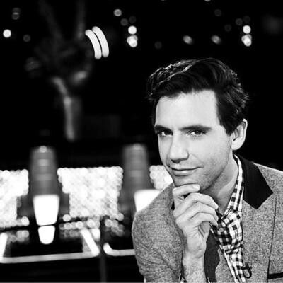 Mika the Voice :)