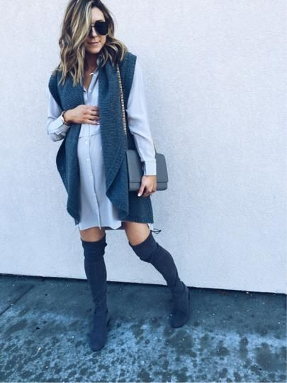Today's look on the blog. I also shared a few favorite sweater vests. All details on cellajane.com http://liketk.it/2qd6u @liketoknow.it #liketkit #ltkbump