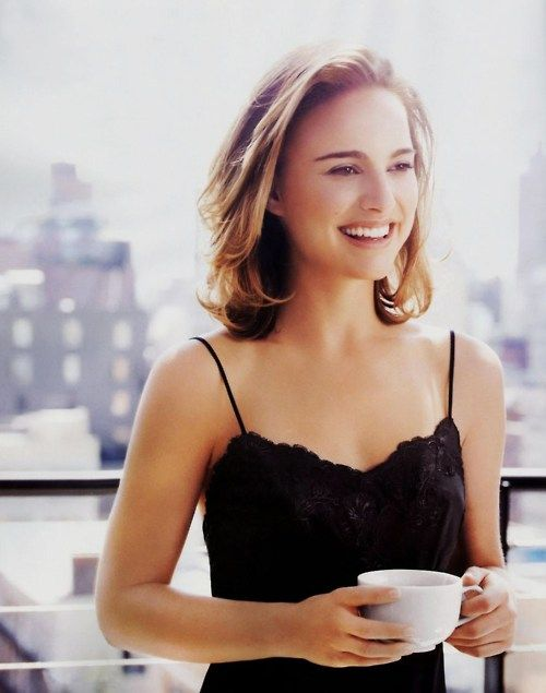 NATALIE PORTMAN.  She is perfect