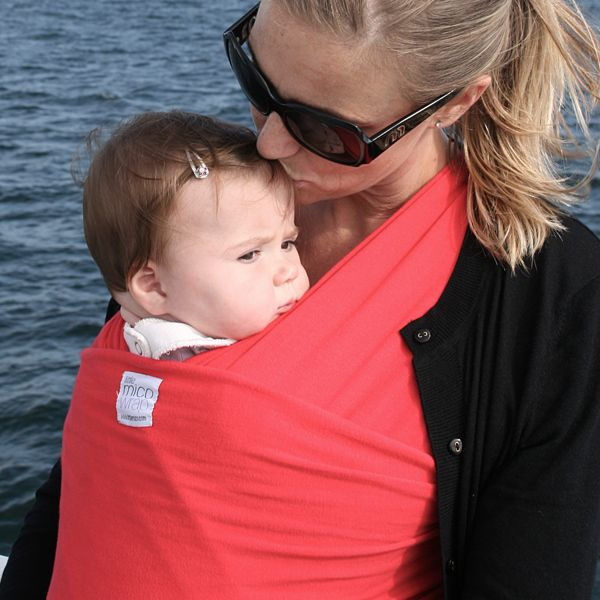 Baby Wrap Carrier Love.