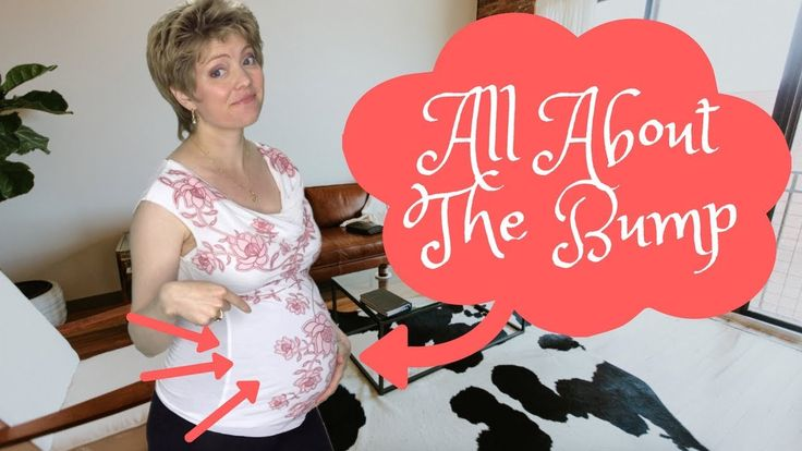 All About the Bump - an 'All About That Bass' Parody (Meghan Trainor)