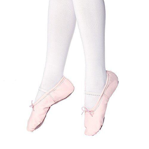 Leder Ballett Schlaeppchen Ballettschuhe Yoga Gymnastik Schuhe kind Erwachsener? - http://on-line-kaufen.de/anladia/leder-ballett-schlaeppchen-ballettschuhe-yoga