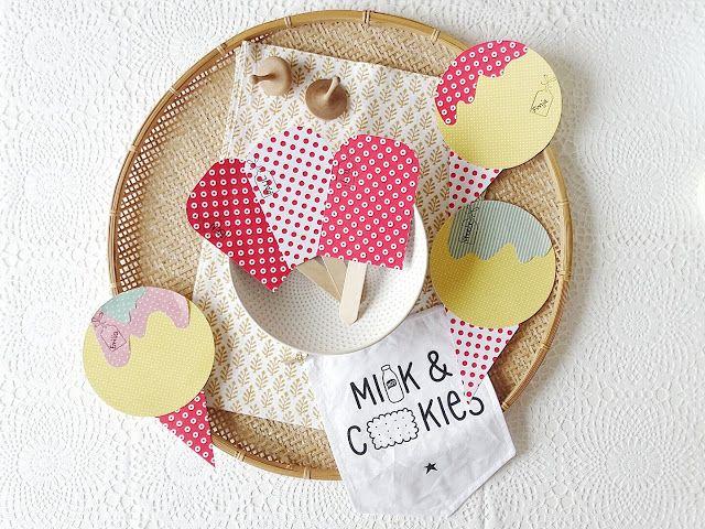 DIY-Einladungskarten am Stiel | 12 Nachmach-Tipps und DIY-Ideen im Juni | www.mammilade.blogspot.de