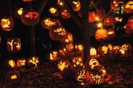 Samhain Celebrations: Dumb Suppers, Samhain Parties, and More