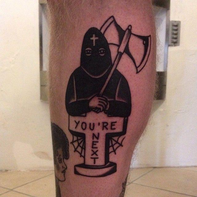 Flurick Ruslan Tattoo