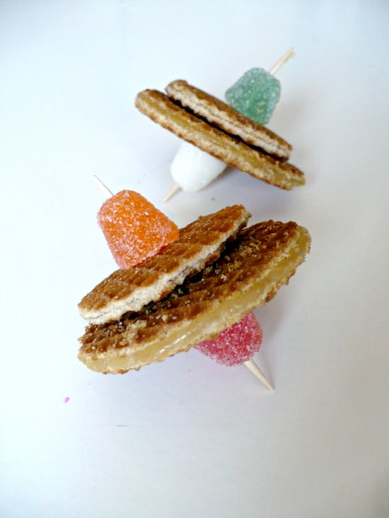 Dutch STROOPWAFEL treat !