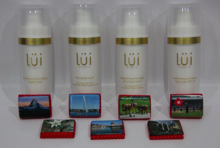 Terinspirasi oleh kesegaran alam dari Swiss, kami memprakarsai Lüi sebagai produk perawatan kulit yang revolusioner. Dan seperti cinta sejati yang menyentuh hati Anda, Lüi hadir kembali sebagai sebuah perawatan konsep baru yang cocok untuk semua jenis kulit.  Lüi memberikan kulit Anda sebuah perasaan yang mewah melalui teknologi terdepan dan terlengkap. Dengan komitmen untuk kualitas tanpa kompromi, Lüi membagikan pengalaman romantis sepenuhnya dengan kulit yang awet muda dan menakjubkan