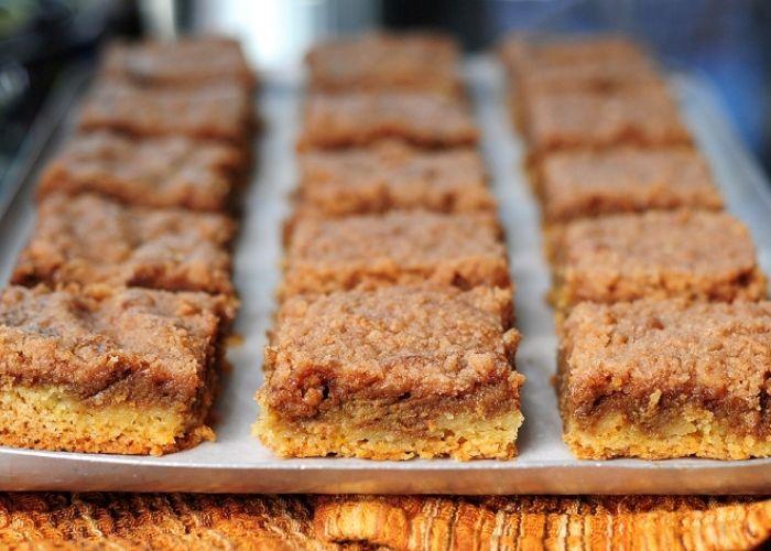 Brownies alla zucca