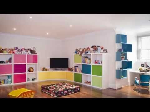 Paint Colors Ideas for Kids Rooms