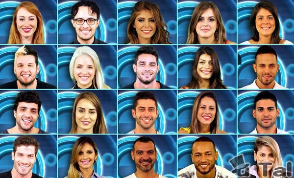 GSHOW.COM/BBB VOTAR NO PAREDÃO DO BBB14