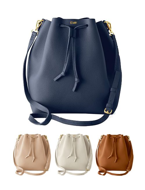 Win a Monogrammed Mark and Graham Bucket Bag from thecollegeprepster.com!