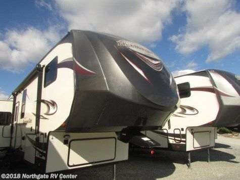 New 2018 Forest River Wildwood Heritage Glen 337bar For Sale By