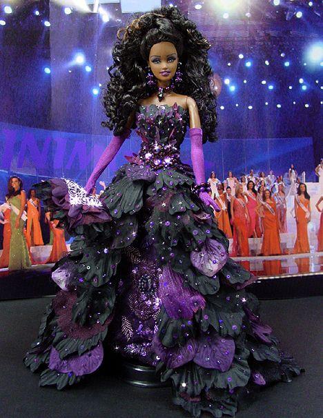 OOAK Barbie NiniMomo's Miss Maryland 2007